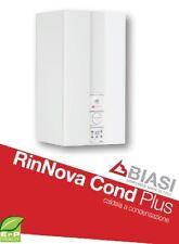 BIASI CALDAIA CONDENSAZIONE KW.35 RINNOVA COND PLUS 35S METANO o GPL +  KIT FUMI
