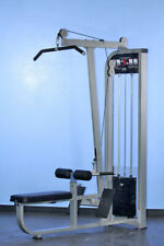 Muscle D Lat / Low Row Combo Machine   Commercial Gym Equipment   Lat Pulldown
