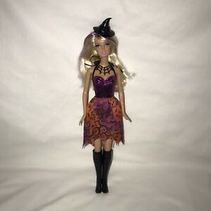 2013 Halloween Barbie Bewitched & Bejeweled Doll NO BOX