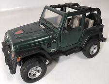 Transformers Alternators Hound Figure Green Jeep Wrangler RID Rare As-Is