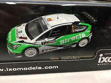 CITROEN C4 WRC #1 TSJOEN- R.WALLONIE 2011- 1/43 IXO VOITURE DIECAST-RAM508