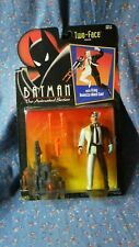 NOC Batman The Animated Serie Two-Face with Firing Roulette Wheel Gun