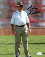 BOBBY BOWDEN HAND SIGNED 8x10 COLOR PHOTO      FLORIDA STATE SEMINOLES      JSA