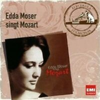 MOSER/GEDDA/FISCHER-DIESKAU/+ - EDDA MOSER SINGT MOZART CD OPER KLASSIK NEU
