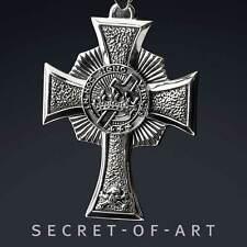 Silber 925 Tempelritter Knights Templar Anhänger Freimaurer In hoc Signo Vinces