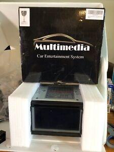 EinCar Double Din Car Stereo Car CD DVD Player Carplay Android Auto Bluetooth