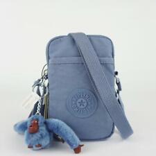 KIPLING TALLY Phone Travel Crossbody Bag Blue Buzz