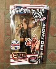 Mattel WWE Elite BIG SHOW TRU Best of PPV BAF Ricardo Exclusive Build a Fgiure