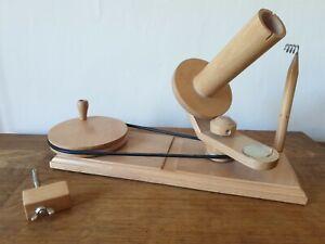 Wooden Yarn Winder