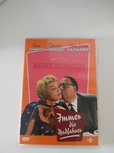 Immer die Radfahrer v. Heinz Erhardt DVD