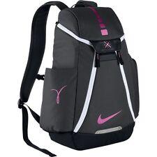 Nike Hoops Elite Max Air Team 2.0 Basketball Black/Pink Backpack BA5259-061