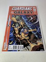 Guardians of the Galaxy Vol 3 #6 Paolo Rivera 1:50 Variant Near Mint 2013