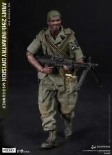 1/12 - 25th Infantry Division M60 Machine Gunner - MINT IN BOX