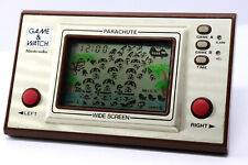 Nintendo Game & Watch Wide Screen Parachute PR-21 Made in Japan Good Condition