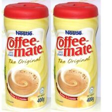 Nestle Coffee Mate Original - 400 Grams (pack of 2), free shipping world