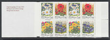 Sweden Sc 2016b MNH. 1993 Flowers, Intact Booklet VF