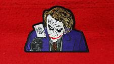 The Joker Big Embroidered Patch Batman Dark Knight HEATH LEDGER
