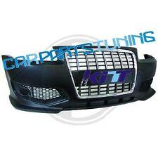 Paraurti anteriore + griglia centrale croopacaoata Audi A3 96-03 rs 3 look