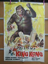 3826           KING KONG,FAY WRAY,ROBT ARMSTRONG,BRUCE CABOT