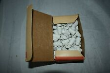 New listing Box of Antique Porcelain Wirenuts for Vintage Lamps and Light Fixtures
