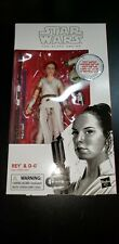 Star Wars The Black Series Rey and D-O Toy 1st Edition 6-Inch Figure