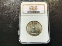 1936 Albany Commemorative Half Dollar 50c NGC MS66 Commemorative