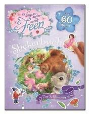 4-8 Jahre Taschenbuch Spiel-& Mitmachbücher mit Stickerbücher