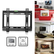 Plasma LCD LED 3D TV Wall Mount Bracket 15 17 19 20 22 24 26 28 30 32 inch in US