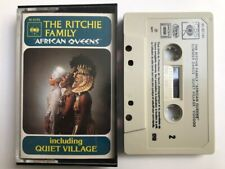 The Ritchie Family – African Queens K7 CASSETTE AUDIO TAPE C39