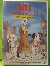 101 Dalmatians II: Patch's London Adventure (DVD, 2003)