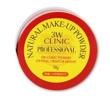3w Clinic Professional Natural Makeup Powder Crystal Creator Bright 30g #10 Transparent Pearl