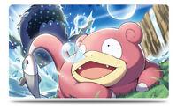 Pokemon Custom Playmat Slowpoke Wishiwashi Remoraid Water Play Mat