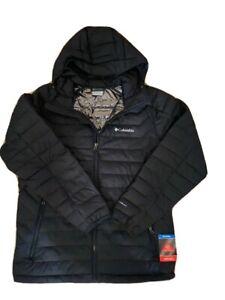 Columbia Men's White Out II Hooded Jacket, Omni Heat