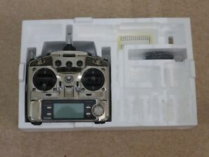 Futaba (FF9) T9CP 9 Channel Transmitter  Boxed, Mode 2