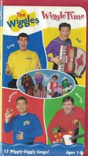 Wiggles, The: Wiggle Time VHS, 2000, Clam Shell