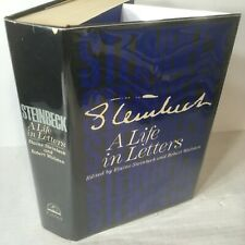 Steinbeck: A Life in Letters Edited Elaine Steinbeck and Robert Wallsten 1975 HB