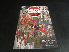 THE MASSIVE: NINTH AVE  NEW YORK COMIC CON PREVIEW SIGNED BY BRIAN WOOD/BROWN !!