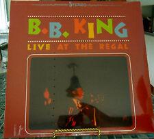 B. B. KING LIVE AT THE REGAL VINYL LP MADE IN EU (UK)   1116461  LC 01056