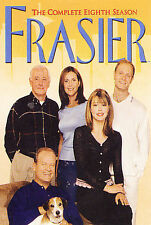Frasier - The Complete Eighth Season (DVD, 2006, 4-Disc Set)