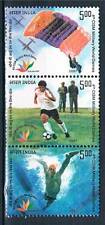 India 2007 Military World Games SG 2433/5 MNH