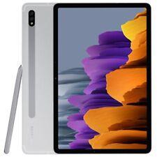 SAMSUNG GALAXY Tab S7 128GB SM-T870N Mystic Silver Wifi 11,0