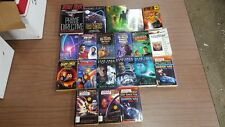 Lot of 20 Star Trek Hard Cover and Paperback Used Books