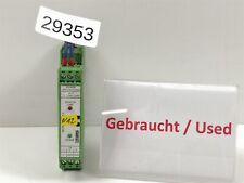 Phoenix Contact MCR-PT100-I Transmitter Converter 2810353