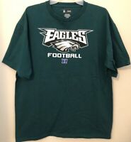 NEW Era-NFL Philadelphia Eagles Team Logo Hoodie-petrolio VERDE