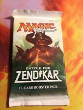 1x Magic the Gathering MTG Battle for Zendikar New Factory Sealed Booster Pack