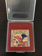 Pokemon Red Version - Comes in Protective case!