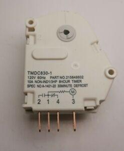 Kenmore Frigidaire Refrigerator Defrost Timer 215846606 215846602 AP2111929