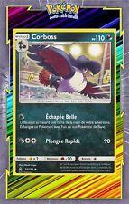 Corboss - SL05:Ultra Prisme - 72/156 - Carte Pokemon Neuve Française