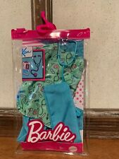 Barbie Ken Doll Clothes Accessories Nurse Doctor Career Outfit Stethoscope New