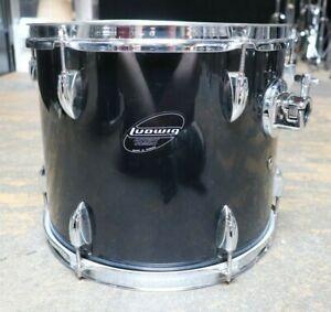 Ludwig 11x13 Accent Combo Rack Tom Drum Black